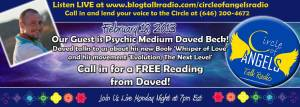 Daved - banner - Circle of Angels Talk radio